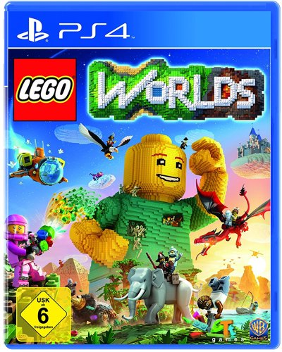 Lego Worlds - PS4 [EU Version] .