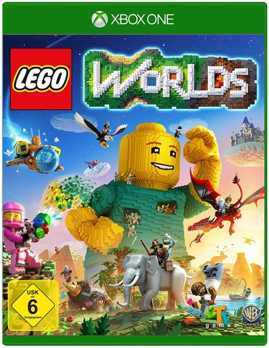 Lego Worlds - XBOne [EU Version] .
