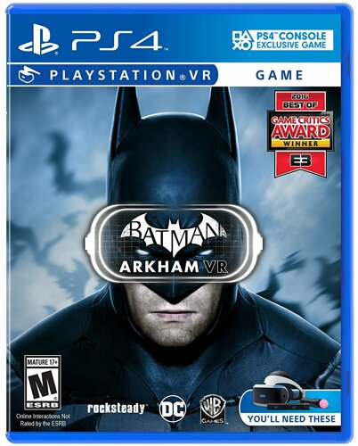 Batman Arkham (VR) - PS4 [US Version] .