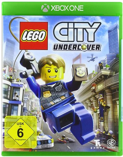 Lego City Undercover - XBOne [EU Version] .