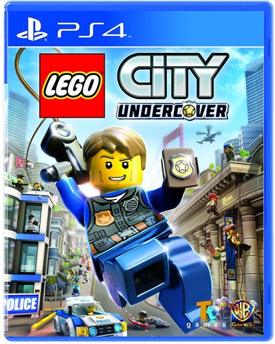 Lego City Undercover - PS4 .