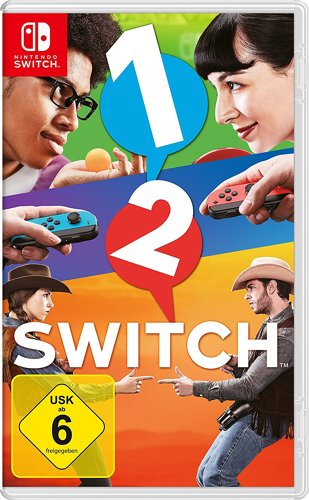 1-2-Switch - Switch [EU Version] .