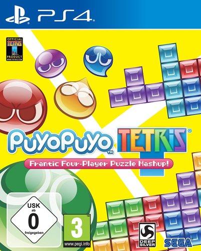 Puyo Puyo Tetris 1 - PS4 [EU Version] .