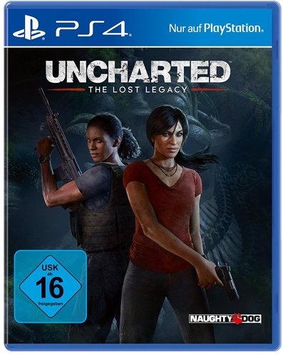 Uncharted The Lost Legacy - PS4 .