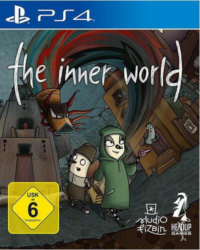 The Inner World 1 - PS4 .