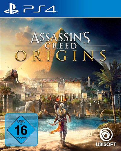Assassins Creed Origins - PS4 [EU Version] .