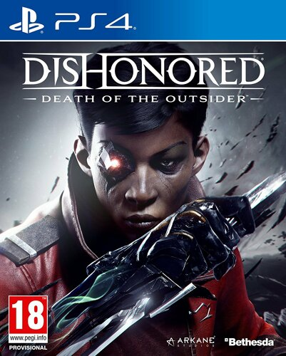 Dishonored Der Tod des Outsiders - PS4 [EU Version] .