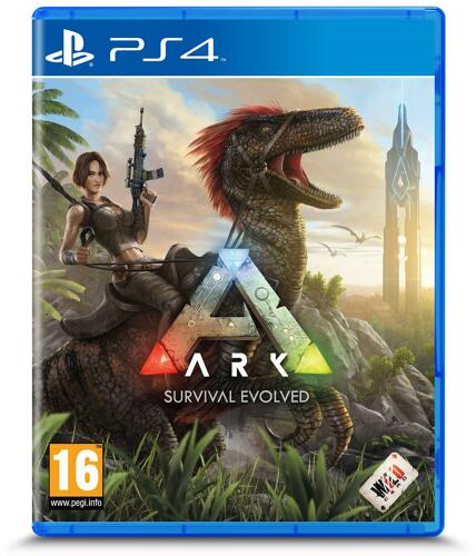 ARK Survival Evolved - PS4 [EU Version] .