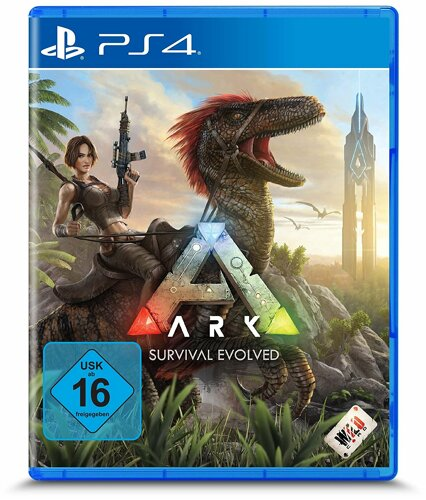 ARK Survival Evolved - PS4 .