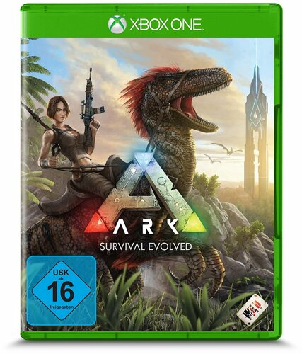 ARK Survival Evolved - XBOne .