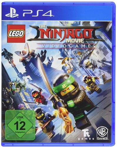 Lego The Ninjago Movie Videogame - PS4 [EU Version] .