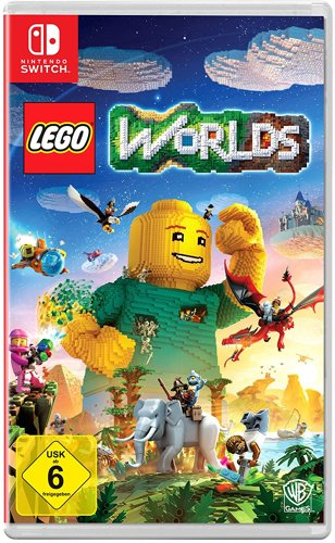 Lego Worlds - Switch .