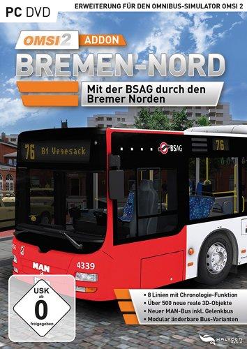 Bremen Buslinien Karte
