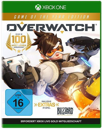 Overwatch GOTY Edition - XBOne [EU Version] .