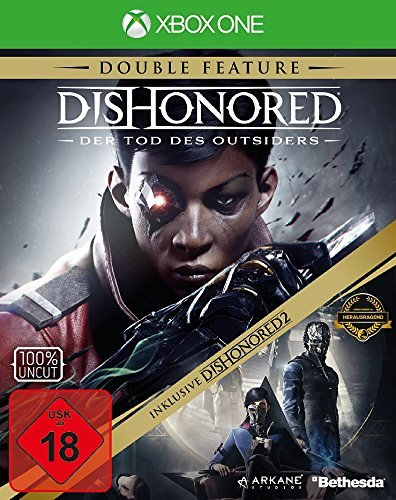 Dishonored 2 inkl. Der Tod des Outsiders - XBOne
