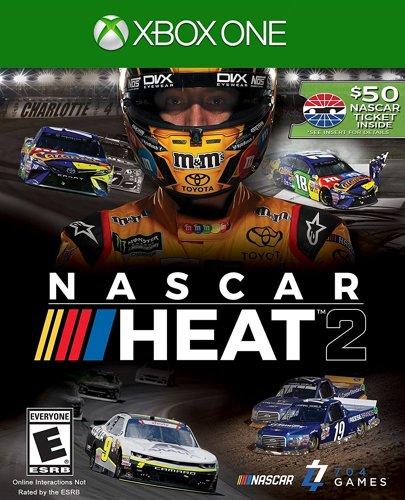 Nascar Heat 2 - XBOne [US Version] .