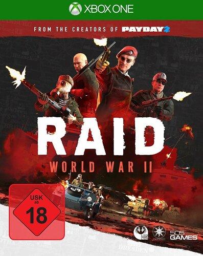 RAID World War II - XBOne .