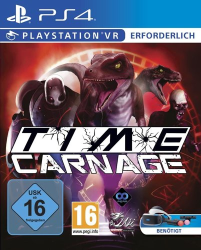 Time Carnage (VR) - PS4 .