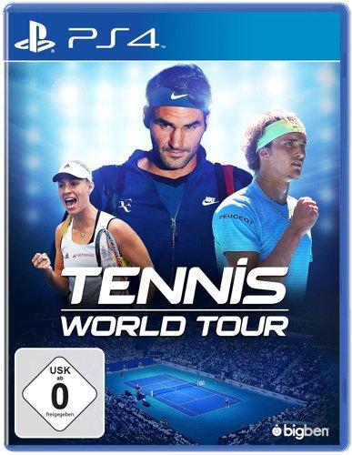 Tennis World Tour - PS4 .