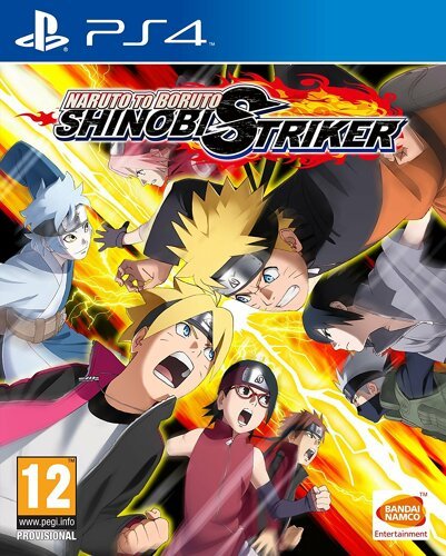 Naruto to Boruto Shinobi Striker - PS4 [EU Version] .
