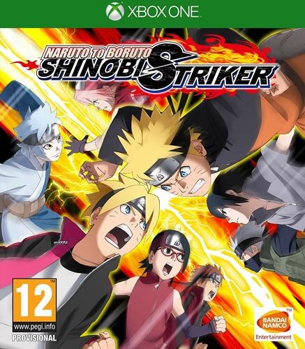 Naruto to Boruto Shinobi Striker - XBOne [EU Version] .