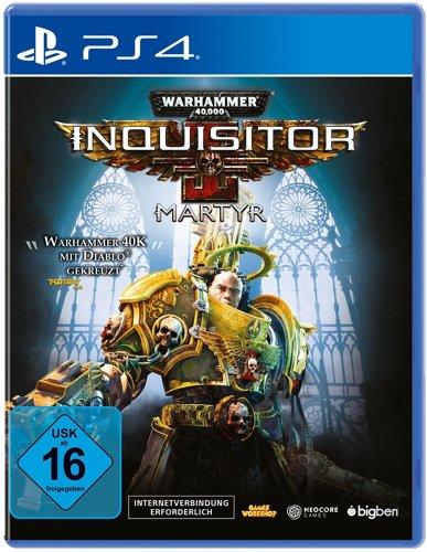 Warhammer 40.000 Inquisitor Martyr - PS4 [EU Version]