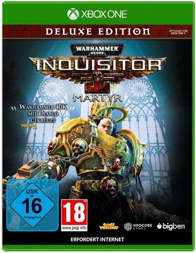 Warhammer 40.000 Inquisitor Martyr DLX - XBOne