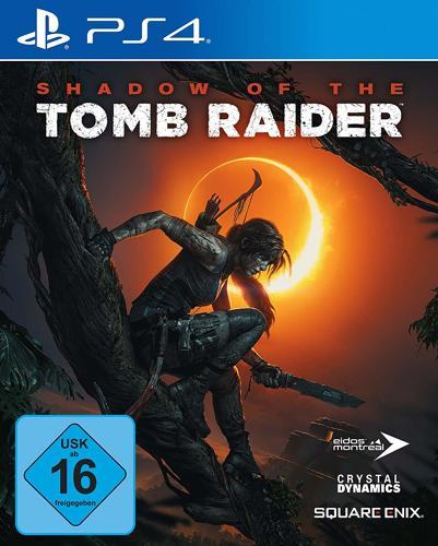 Tomb Raider Shadow of the Tomb Raider - PS4 [EU Version] .