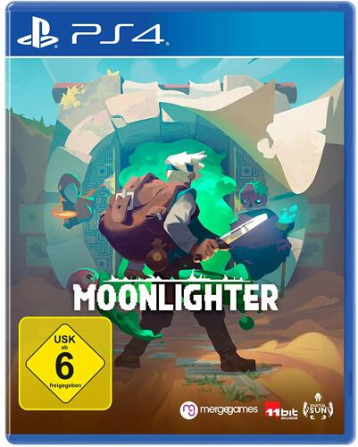 Moonlighter - PS4 [EU Version] .
