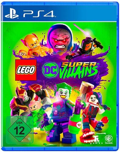 Lego DC Super Villains - PS4 [EU Version]