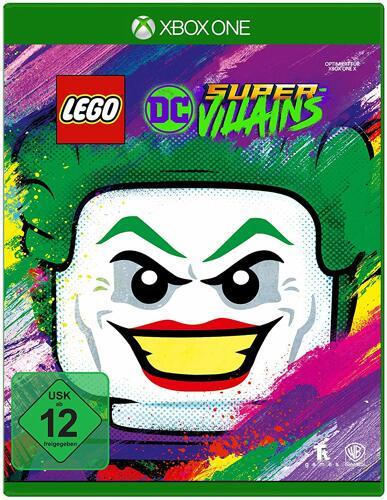 Lego DC Super Villains - XBOne .