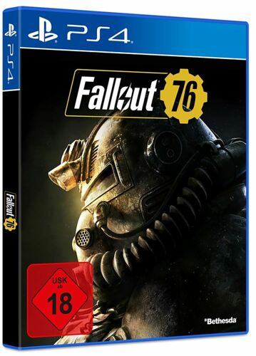 Fallout 76 - PS4 .