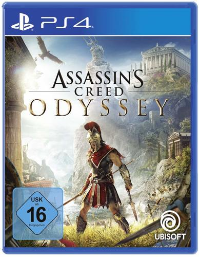 Assassins Creed Odyssey - PS4 [EU Version] .