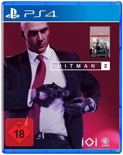 Hitman 2 - PS4 .