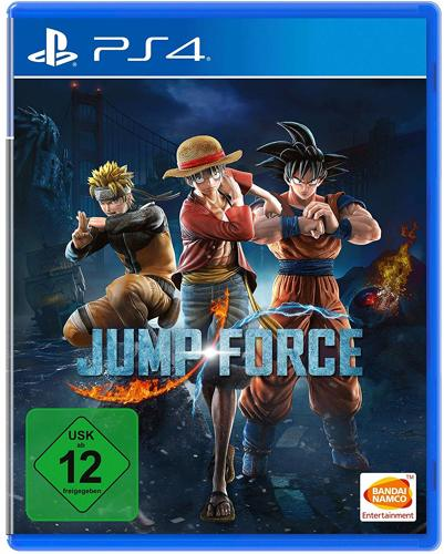 Jump Force - PS4 [EU Version] .