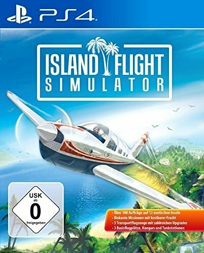 island flight simulator ps4 g nstig kaufen bei. Black Bedroom Furniture Sets. Home Design Ideas