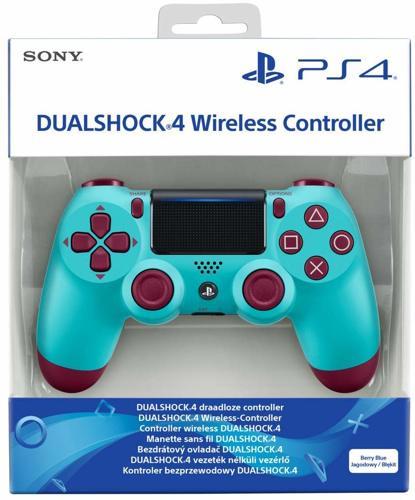 Controller Wireless, DualShock 4, berry blue, Sony - PS4 .