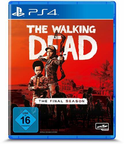 The Walking Dead 4 The Final Season - PS4 .