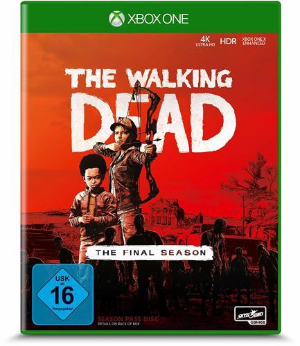 The Walking Dead 4 The Final Season - XBOne .