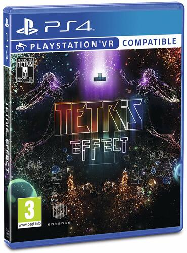 Tetris Effect - PS4 [EU Version] .