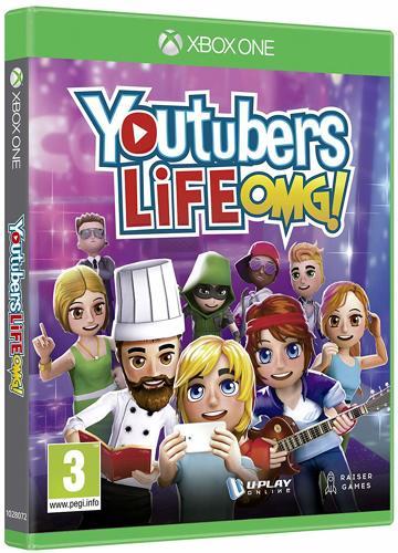 Youtubers Life OMG - XBOne [EU Version] .