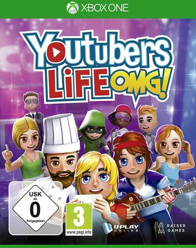 Youtubers Life OMG - XBOne [EU Version] .