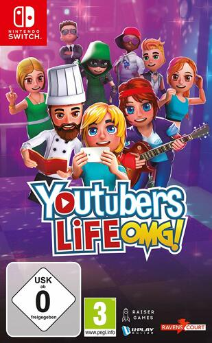 Youtubers Life OMG - Switch .