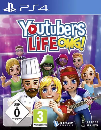 Youtubers Life OMG - PS4 [EU Version] .
