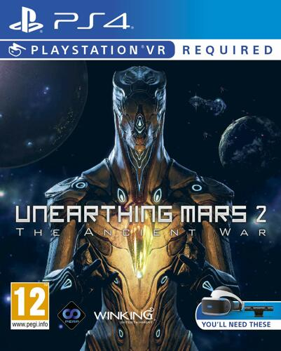 Unearthing Mars 2 The Ancient War (VR) - PS4 [EU Version] .