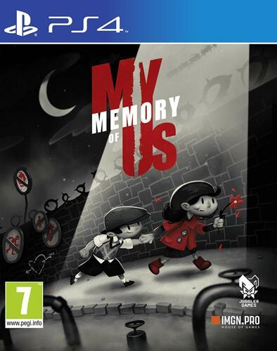 My Memory of Us - PS4 .