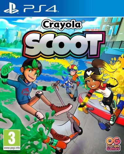 Crayola Scoot - PS4 [EU Version] .