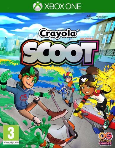 Crayola Scoot - XBOne [EU Version] .