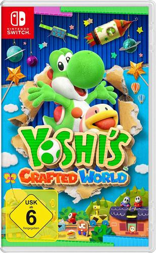Yoshis Crafted World - Switch [EU Version] .