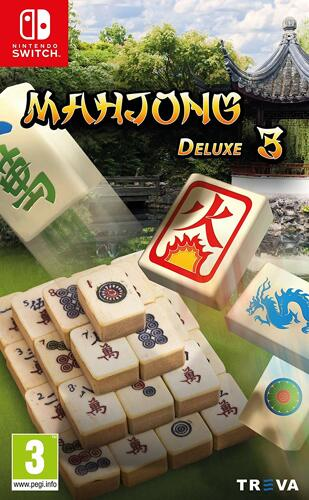 Mahjong Deluxe 3 - Switch [EU Version] .